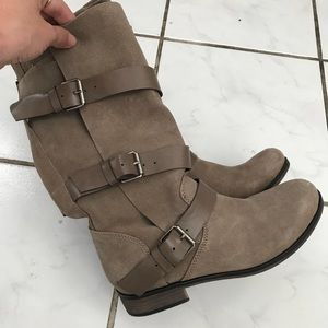 S. Madden Troppo boots, EUC.